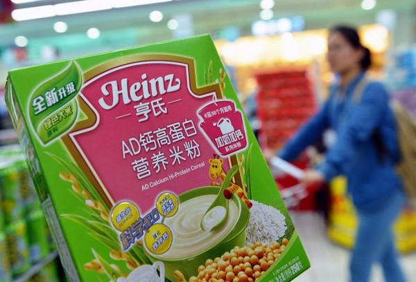 亨氏AD钙高蛋白营养米粉